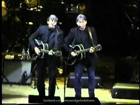 The Everly Brothers, Simon & Garfunkel - Wake Up Little Susie - Live, 2003