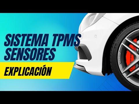 Sensor de Presión de los Neumáticos - TPMS Parte 1