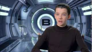 Behind The Curtain - Ender's Game