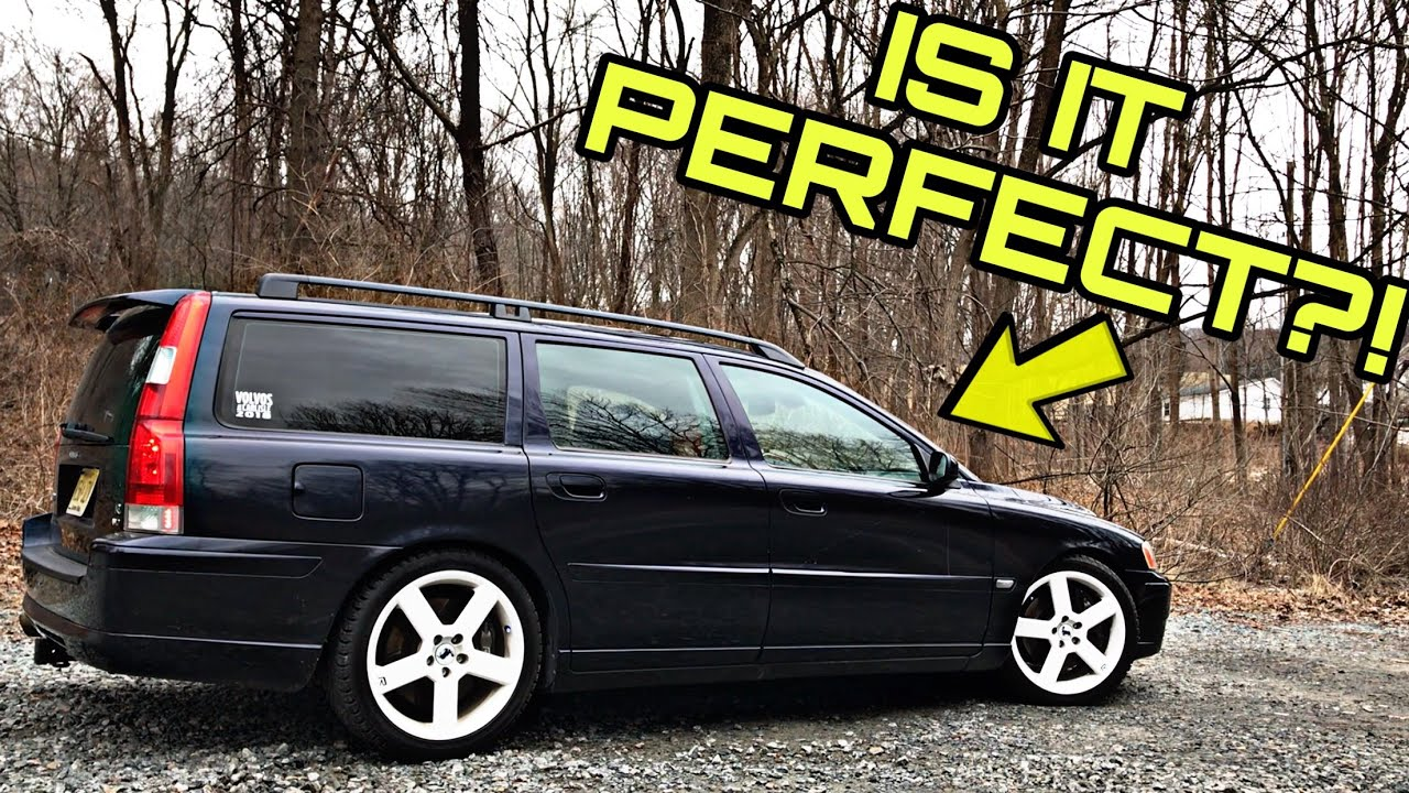 I Made My Project Volvo V70r Look Brand New Again Part 1