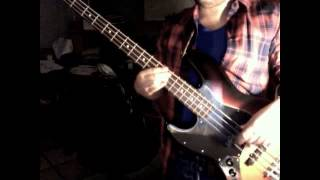 Incident At Neshabur - Santana (Bass Cover)