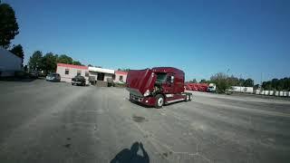 2013 Cascadia w APU/Fleet truck