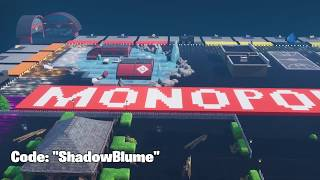 The Monopoly Game | Fortnite Creative Island (with code)