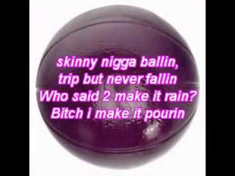 purple swag chapter 2 lyrics-asap rocky