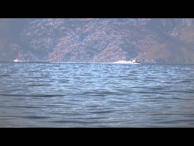 Türk-Yunan sahil güvenliği denizde it dalaşı