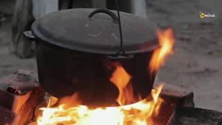 Odun Ateşi Sesi Yemek Pişirme 💥 ASMR 🔥Fire Sound Cooking