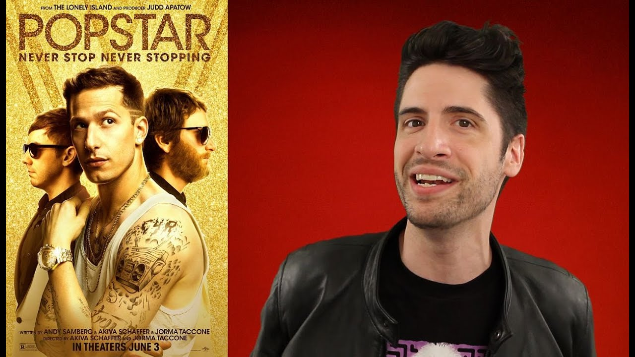 Popstar: Never Stop Never Stopping - Movie Review - YouTube