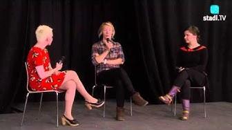 Kierrätystehdas 2014 - Lavaohjelma: Lassilan tilan luomu osk:n haastattelu
