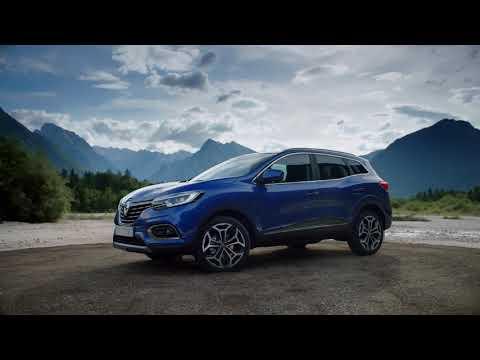 New Renault KADJAR - Static, dynamic and interior shots