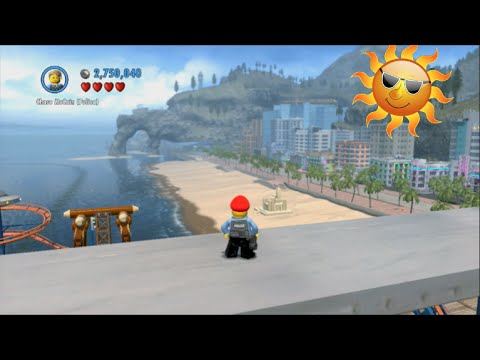 Summer Special Let's Play Lego City Undercover