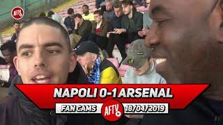 Napoli 0-1 Arsenal | Sokratis & Koscielny Are Solid In Defence Unlike Mustafi!