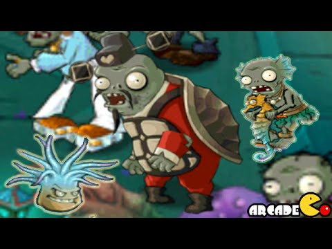 Plants Vs Zombies 2: NEW World Dragon King of the East Sea Part 2