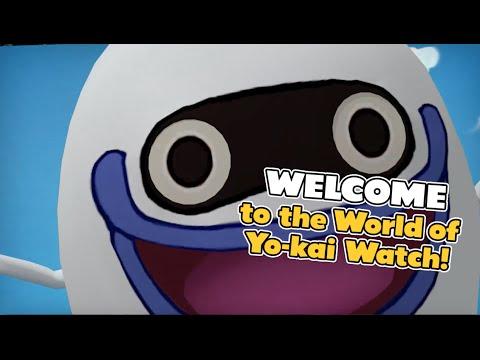 Yo-kai Watch Land Official Trailer