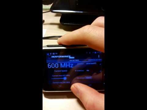 Андроид 4.2.2 на HTC Wildfire S