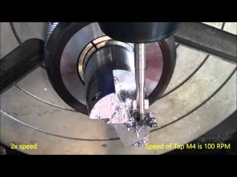 Homemade Milling Cutter with APMX or APMT Carbide Inserts - Part 2