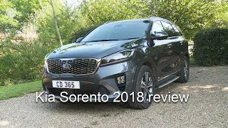 Kia Sorento 2018 road test and review