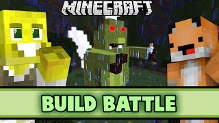 Zombie Squirrel! | Build Battle Teams with Seapeekay