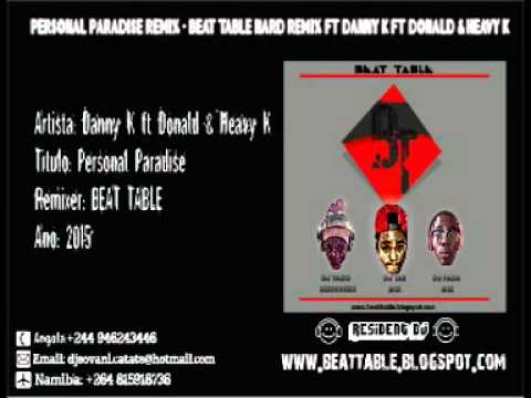 BEAT TABLE - Personal Paradise (REMIX) 2015