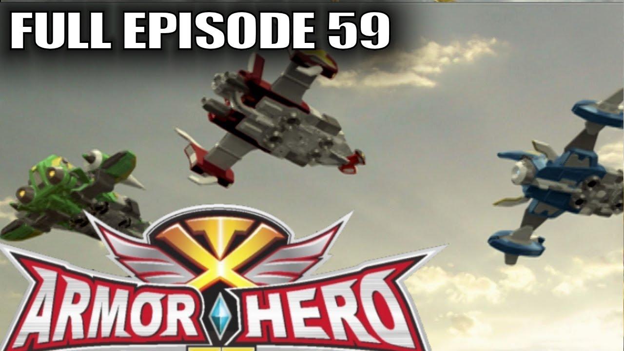 Armor Hero XT 59 - Official Full Episode (English Dubbing & Subtitle)