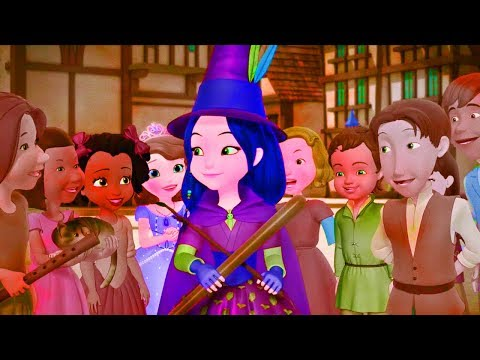 Sofia the first -Good Little Witch- Japanese version