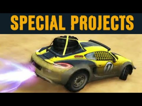 Research Phase - All Test & Boss race || Porsche Cayman Special Projects || Asphalt Xtreme