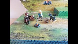 Neuheit Playmobil 70040 Hicks Und Astrid Spielset By Besserepreise Com Youtube