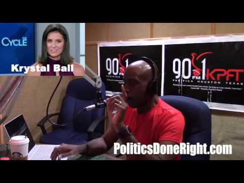 Krystal Ball interviewed on Politics Done Right about Democratic Party and more