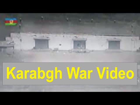 Arial Footage Of Armenia By Azerbaijan