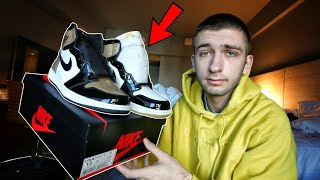 I BOUGHT my MOST EXPENSIVE SNEAKER EVER! HOW MUCH DID I PAY?