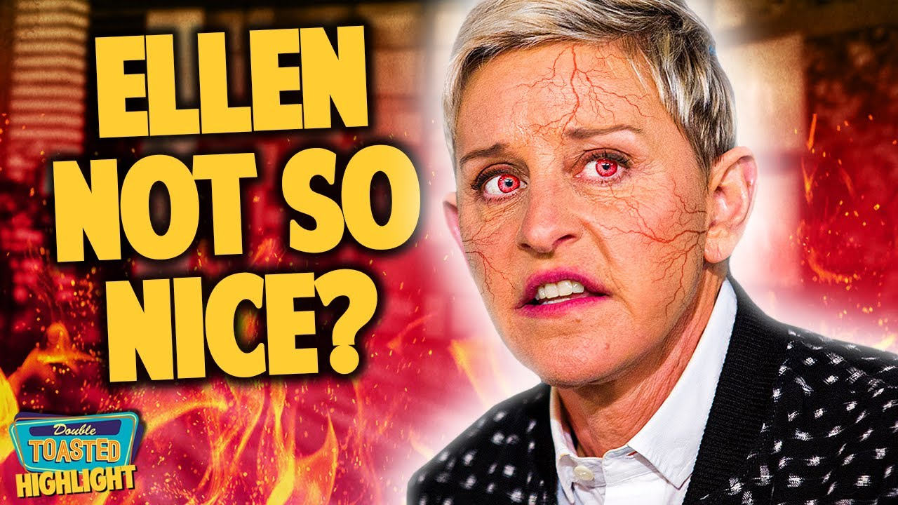 ELLEN DEGENERES MEAN TO GUESTS AND EMPLOYEES?! | Double Toasted
