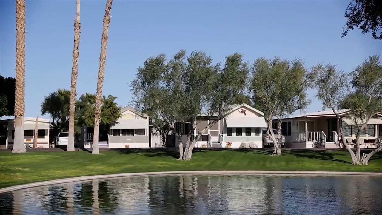 Cactus Gardens RV Resort | Encore RV Resort in Arizona