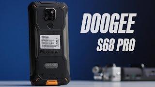 Doogee S68 Pro - обзор защищенного монстра