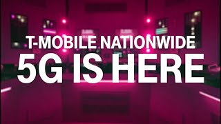 T-MOBILE | 5G TESTING: UPDATE!!