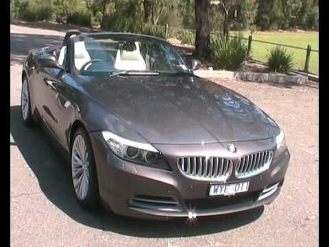 2009 bmw z4 sdrive35i review funnydog tv. Black Bedroom Furniture Sets. Home Design Ideas