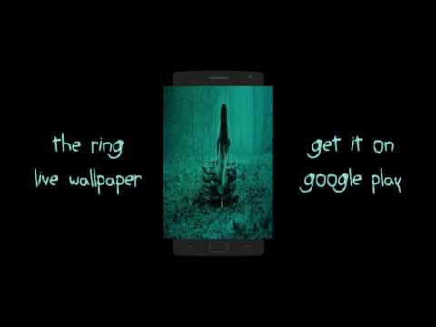 The Ring Live Wallpaper