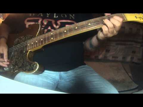 I Love This Bar   The Rest Of It   Guitar