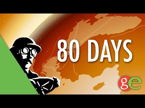 80 Days Game - GE Games [REVIEW]