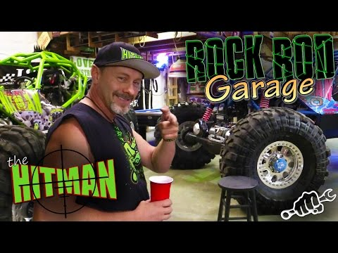 Travis THE HITMAN Lovett - Rock Rod Garage episode 2