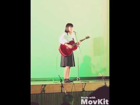 女子高生が文化祭で米津玄師のアイネクライネ を歌ってみたの巻。