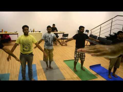 Nirudvega - The Yoga Cafe! Retail Simulation Concept, Goa Institute of Management