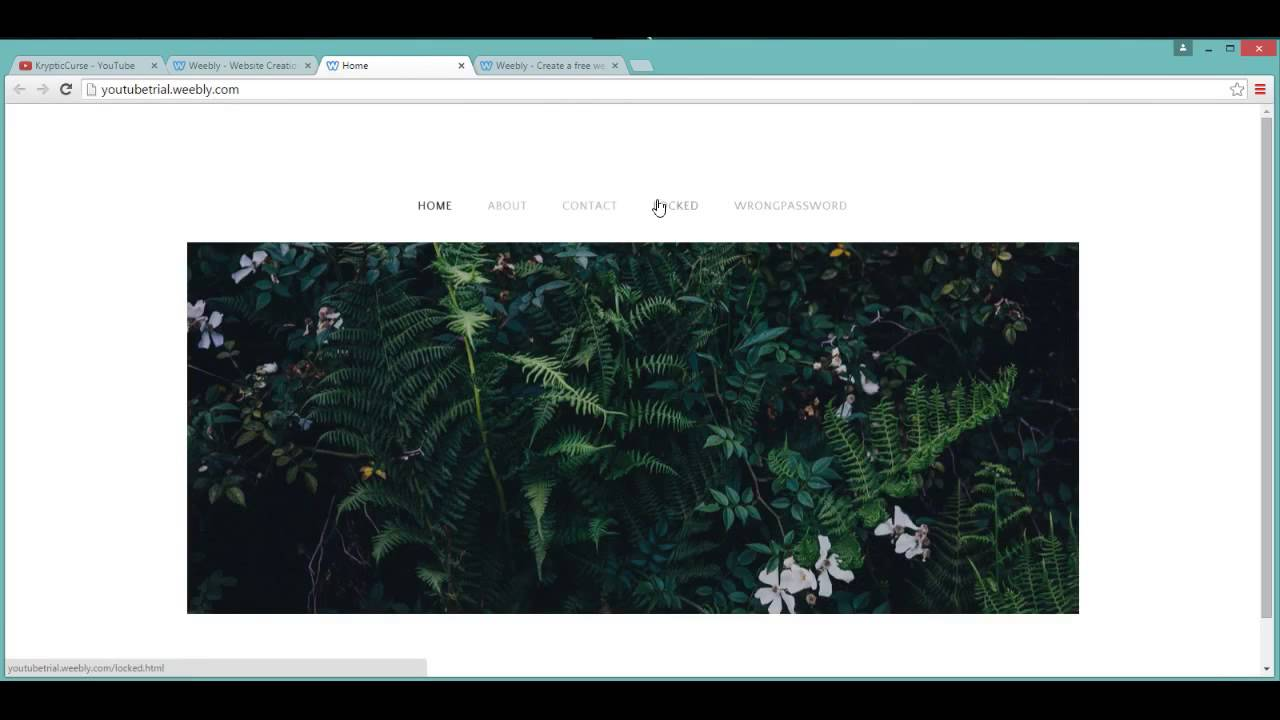 how to add a page on a page weebly