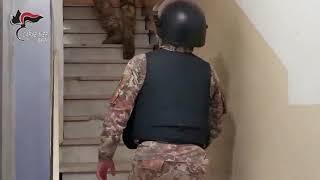 Sventato piano di vendetta da parte dei Carabinieri: 4 gli arrestati