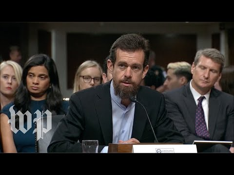 Twitter executive faces questions from Congress