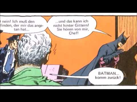"Batman - ""Bat-Mörder!"" (Teil 1) Soundtrack zum Graphic Novel (deutsch)"