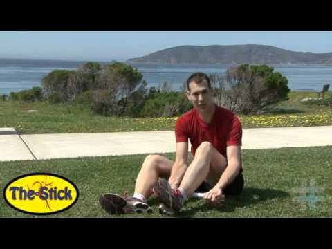 """The Stick - How to use """"The Stick"""" on the Calf Area"""