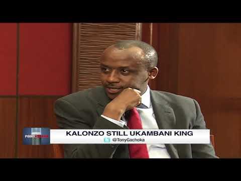 Mutula Kilonzo: Punguza Mizigo excludes women 210819 | Point Blank