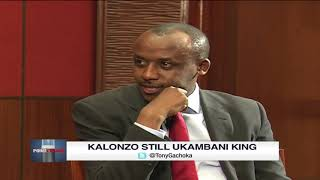 Mutula Kilonzo: Punguza Mizigo excludes women 210819 | Point Blank