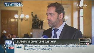 Christophe Castaner rebaptise Muriel Pénicaud «Muriel Pinocchio» (RMC,10/07/17,8h25)