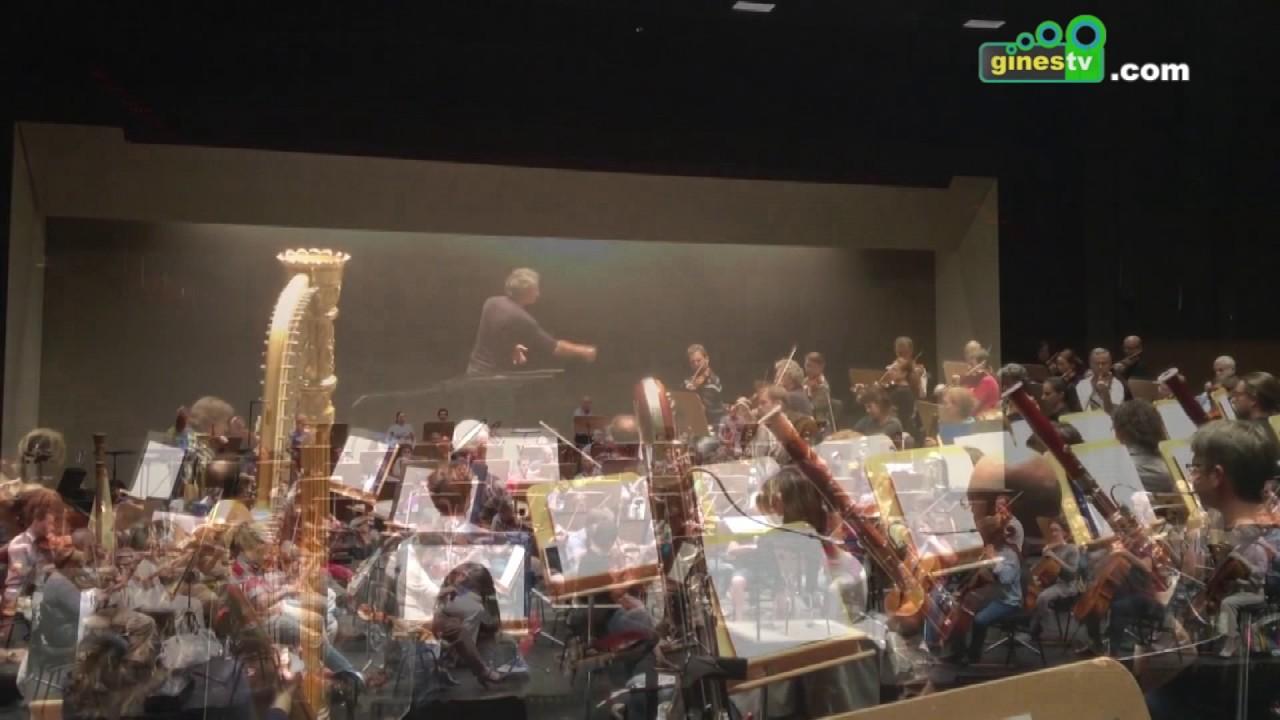 La Real Orquesta Sinfónica de Sevilla actuará por primera vez en Gines