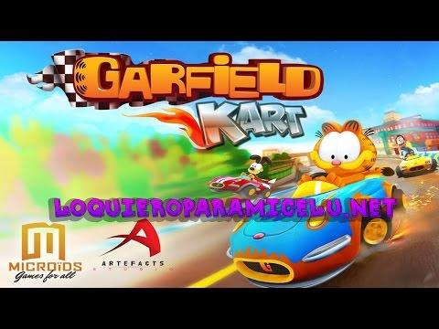 Garfield Kart Para Android